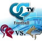 Football - Irondale vs Andover