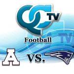 Football - Anoka vs Champlin Park