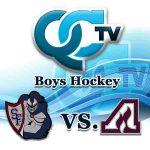 Boys Hockey - St Francis vs Anoka