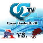 Boys Basketball - Armstrong vs Anoka