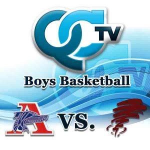 Boys Basketball - Armstrong vs Anoka