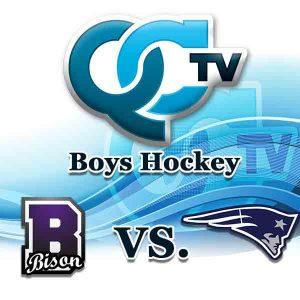 Boys Hockey - Buffalo vs Champlin Park