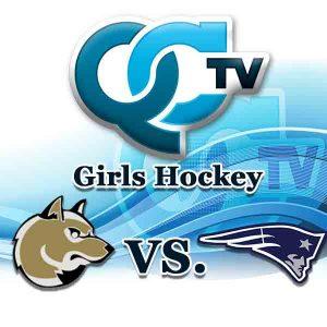 Girls Hockey - Andover vs Champlin Park