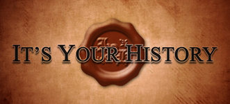 It's Your History