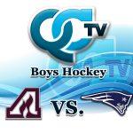 Boys Hockey - Anoka vs Champlin Park