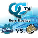Boys Hockey - Blaine vs Andover