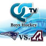 Boys Hockey - Champlin Park vs Anoka