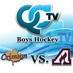 Boys Hockey - Maple Grove at Anoka