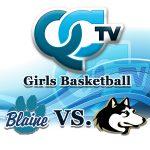 Girls Basketball - Blaine vs Andover