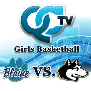 Girls Basketball - Blaine vs Andover