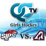 Girls Hockey - Spring Lake Park vs Anoka